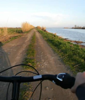 Bike guided route