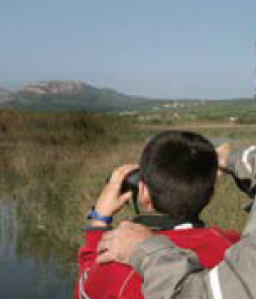 Ecotourism in the Natural Park
