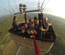 Vols en globus per l'Empordà