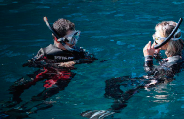 Snorkeling at the Medes islands