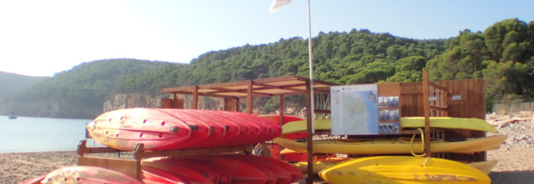 Kayaking Costa Brava